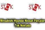 Mitsubishi Hyundai Nissan Parçaları Tek Noktada