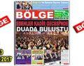 """BÖLGE GAZETESİ , YIL:17 , SAYI: 163 , """"TEMMUZ-2017"""""""