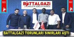 Battalgazi Torunları Sınırları Aştı