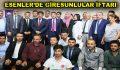 Başbakan Yardımcısı Nurettin Canikli, Giresunlu hemşehrileri ile Esenler iftar yaptı