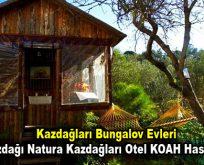 Kazdağları Bungalov Evleri – Kazdağı Natura Kazdağları Otel KOAH Hastalığı