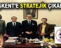 Başkent'e Stratejik Çıkarma