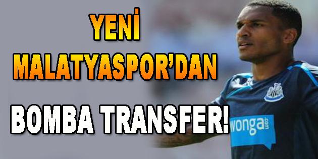 Yeni Malatyaspor'dan Bomba Transfer!