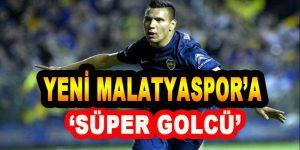 Yeni Malatyaspor'a 'Süper Golcü'