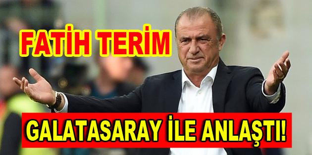 Fatih Terim Galatasaray'a dönüyor!
