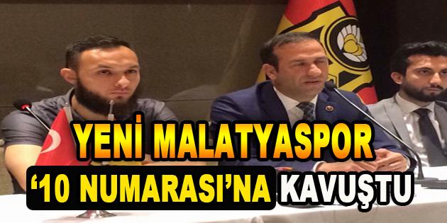 Yeni Malatyaspor 'On' Numarasına Kavuştu