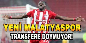 Yeni Malatyaspor Transfere Doymuyor!
