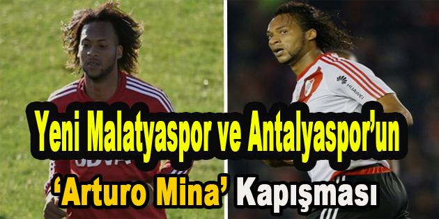 Yeni Malatyaspor ile Antalyaspor Transferde karşı karşıya geldi