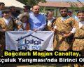 Bağcılarlı Magjan Canaltay, Okçuluk Yarışması'nda birinci oldu