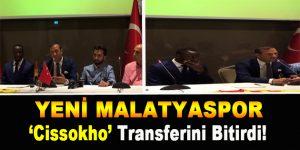 Yeni Malatyaspor 'Aly Cissokho' Transferini Bitirdi!