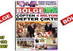 """BÖLGE GAZETESİ , YIL:17 , SAYI: 166 , """"EKİM-2017"""""""