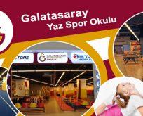 Galatasaray Yaz Okulu İle Çocuklarınızı Geliştirin