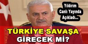 Türkiye Savaşa Girecek mi?