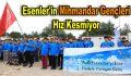 Esenler'in Mihmandar gençleri hız kesmiyor