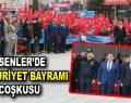 Esenler'de Cumhuriyet Bayramı Coşkusu