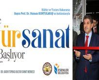 Bakan Numan Kurtulmuş Esenler'de Kültür sezonunu açıyor