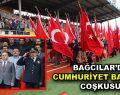 Bağcılar'da Cumhuriyet Bayramı kutlamaları