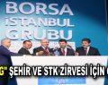 """""""GONG"""" ŞEHİR VE STK ZİRVESİ İÇİN ÇALDI"""