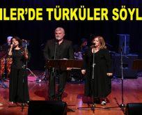 İstanbul Devlet Modern Folk Müzik Topluluğu, Esenler'de konser verdi