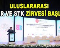 Uluslararası Şehir ve STK Zirvesi Başladı
