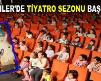 ESENLER'DE TİYATRO SEZONU BAŞLIYOR