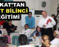 Esenler'de görev yapan öğretmenlere Afet bilinci eğitimi verildi