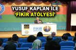 Yusuf Kaplan, Esenler Fikir Atölyesi'nde konuştu