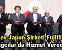 Dev Japon şirketi Bağcılar'da hizmet verecek