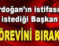 AK Parti'de İstifa!