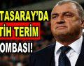 Galatasaray'da Fatih Terim Bombası!
