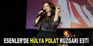 Esenler'de Hülya Polat Rüzgarı Esti