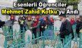 Esenlerli öğrenciler Mehmet Zahid Kotku'yu andı