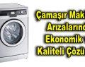 Çamaşır Makinesi Arızalarında Ekonomik ve Kaliteli Çözümler