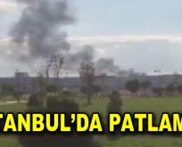 Son Dakika: İstanbul'da Patlama!