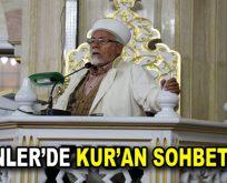 Esenler'de Kur'an Sohbetleri devam ediyor
