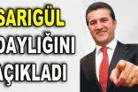 Mustafa Sarıgül yeniden Şişli Belediye Başkan adayı oluyor