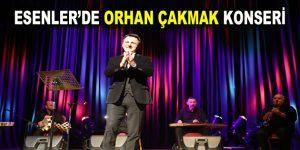 Esenler'de Orhan Çakmak konseri