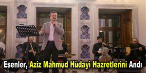 Esenler, Aziz Mahmud Hüdayi Hazretlerini andı