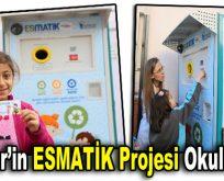 Esenler'in ESMATİK Projesi okullarda…