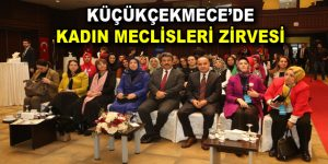 Küçükçekmece'de Kadın Meclisleri Zirvesi gerçekleşti