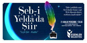 ŞEB-İ YELDA'DA KUDÜS'E ŞİİRLER