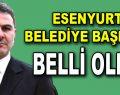 Esenyurt Belediye Başkanı Ali Murat Alatepe oldu