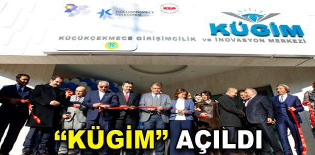 """""""KÜGİM"""" açıldı"""