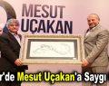 Esenler'de Mesut Uçakan'a Saygı Gecesi