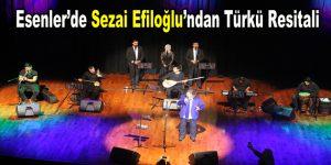 Sezai Efiloğlu, Esenlerlilerle buluştu