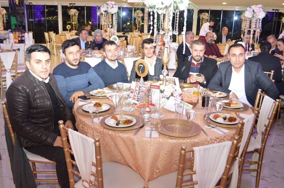 KANAL MALATYA TANITIM GECESİ & ''BÖLGE GAZETESİ 18 YAŞINDA