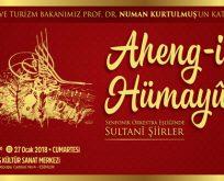 """Esenler'de """"Aheng-i Hümayûn"""" gala gecesi"""