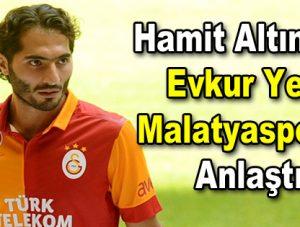 Hamit Altıntop, Evkur Yeni Malatyaspor'la anlaştı