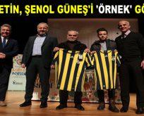 OĞUZ ÇETİN, ŞENOL GÜNEŞ'İ 'ÖRNEK' GÖSTERDİ