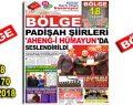 """BÖLGE GAZETESİ , YIL:18 , SAYI: 170 , """"ŞUBAT 2018"""""""